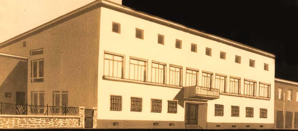 A múzeum története aloldal fejlécképe