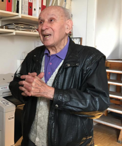Horváth Nándor mesél